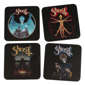 Sous-verres Ghost, Ghost