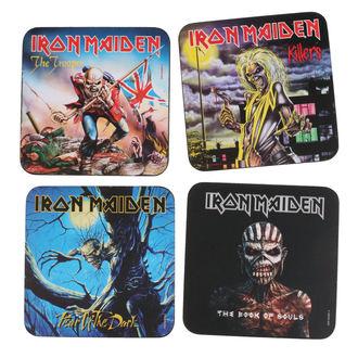 Sous-verres Iron Maiden, Iron Maiden