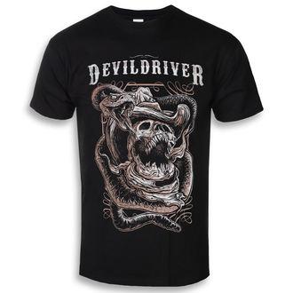 tee-shirt métal pour hommes Devildriver - Cowboy2 - NAPALM RECORDS, NAPALM RECORDS, Devildriver