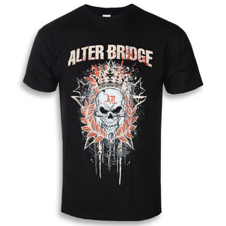 tee-shirt métal pour hommes Alter Bridge - Royal Skull - NAPALM RECORDS, NAPALM RECORDS, Alter Bridge