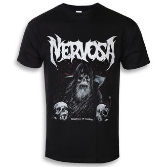 tee-shirt métal pour hommes Nervosa - Downfall Of Mankind - NAPALM RECORDS, NAPALM RECORDS, Nervosa