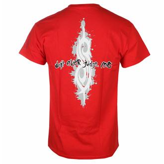 t-shirt pour homme Slipknot - 20th Anniversary Do not ever judge Me, NNM, Slipknot