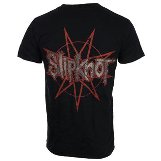 tee-shirt métal pour hommes Slipknot - Gray Chapter - ROCK OFF, ROCK OFF, Slipknot