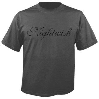 tee-shirt métal pour hommes Nightwish - Logo GREY - NUCLEAR BLAST, NUCLEAR BLAST, Nightwish