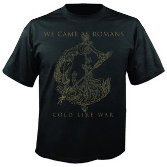 tee-shirt métal pour hommes We Came As Romans - Cold like war - NUCLEAR BLAST, NUCLEAR BLAST, We Came As Romans