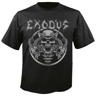 tee-shirt métal pour hommes Exodus - Horns Skull - NUCLEAR BLAST, NUCLEAR BLAST, Exodus