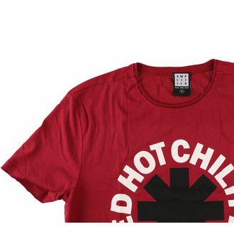 t-shirt pour homme RED HOT CHILI PEPPERS - INVERTED ASTERIX - RED ZEPPELIN - AMPLIFIED, AMPLIFIED, Red Hot Chili Peppers