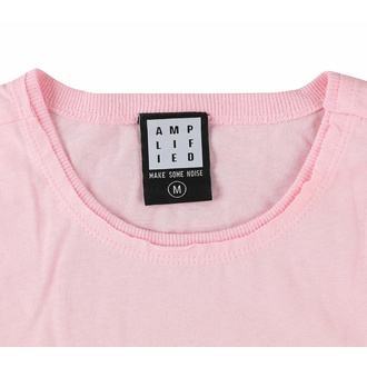 t-shirt pour homme GENESIS - WORLD TOUR 78 - PINK KASHMIR - AMPLIFIED, AMPLIFIED, Genesis