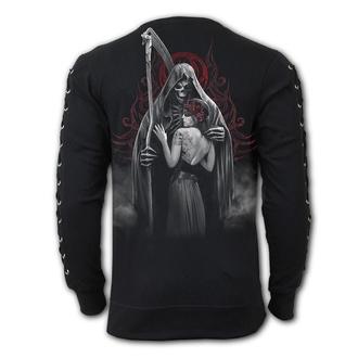 sweat-shirt sans capuche pour hommes - DEAD KISS - SPIRAL, SPIRAL
