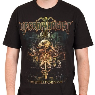 tee-shirt métal pour hommes Necrophagist - The Stillborn One - INDIEMERCH, INDIEMERCH, Necrophagist