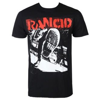tee-shirt métal pour hommes Rancid - BOOT - PLASTIC HEAD, PLASTIC HEAD, Rancid