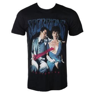 tee-shirt métal pour hommes Scorpions - LOVE DRIVE - PLASTIC HEAD, PLASTIC HEAD, Scorpions