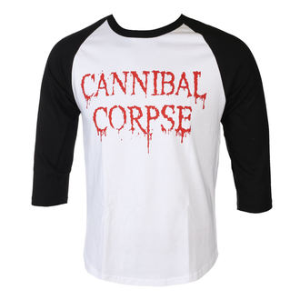 tee-shirt métal pour hommes Cannibal Corpse - DRIPPING LOGO - PLASTIC HEAD, PLASTIC HEAD, Cannibal Corpse