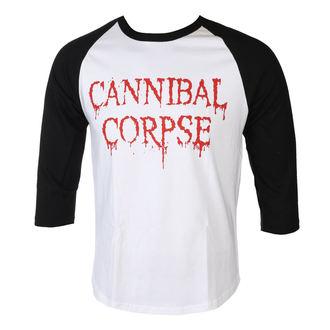 tee-shirt métal pour hommes Cannibal Corpse - DRIPPING LOGO - PLASTIC HEAD, PLASTIC HEAD, Cannibal Corpse