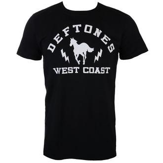 tee-shirt métal pour hommes Deftones - WEST COAST - PLASTIC HEAD, PLASTIC HEAD, Deftones