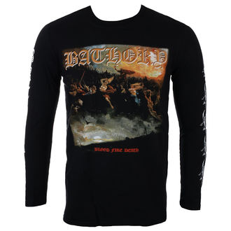tee-shirt métal pour hommes Bathory - BLOOD FIRE DEATH - PLASTIC HEAD, PLASTIC HEAD, Bathory