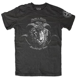 t-shirt pour hommes - Faith Is Futile - BLACK CRAFT, BLACK CRAFT
