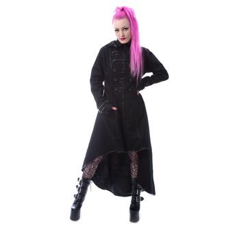 Manteau pour femmes CHEMICAL BLACK - BLUEBELL - NOIR, CHEMICAL BLACK