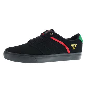 Chaussures pour hommes FALLEN - Tgun - Noir / Rasta, FALLEN