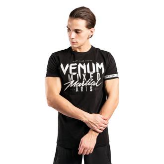 T-shirt Venum pour hommes - MMA Classic 20 - Noir / Argent, VENUM