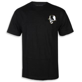 tee-shirt street pour hommes - BLUNT FORCE BLK - METAL MULISHA, METAL MULISHA