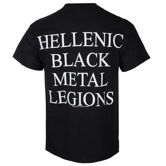 tee-shirt métal pour hommes Rotting Christ - HELLENIC BLACK METAL LEGIONS - RAZAMATAZ, RAZAMATAZ, Rotting Christ