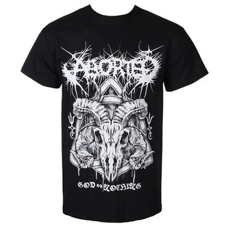 tee-shirt métal pour hommes Aborted - GOD OF NOTHING - RAZAMATAZ, RAZAMATAZ, Aborted