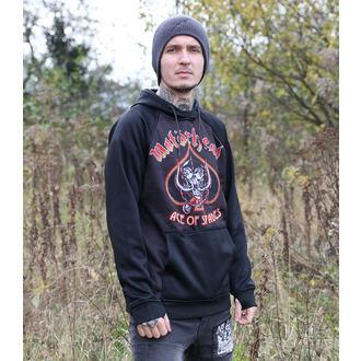 sweat-shirt avec capuche pour hommes Motörhead - Black - 686, 686, Motörhead