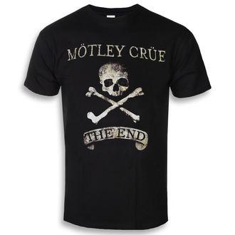 tee-shirt métal pour hommes Mötley Crüe - The End - ROCK OFF, ROCK OFF, Mötley Crüe