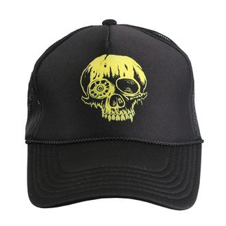 Casquette TOXIC HOLOCAUST - Skull - Noir - INDIEMERCH, INDIEMERCH, Toxic Holocaust