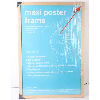 cadre pour affiches (61x91,5 cm) - Beech - GB Posters - ENDOMMAGÉ, GB posters