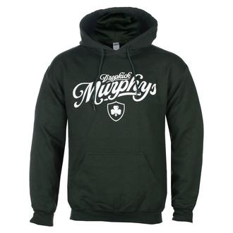 sweat-shirt avec capuche pour hommes Dropkick Murphys - Boston's Finest Script - KINGS ROAD, KINGS ROAD, Dropkick Murphys