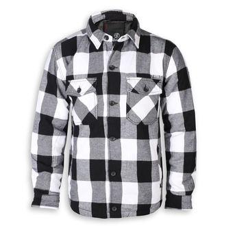 veste d`hiver - Lumberjacket checked - BRANDIT, BRANDIT