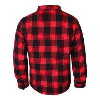veste d`hiver - Lumberjacket checked - BRANDIT
