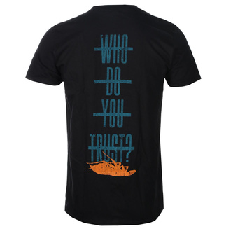 tee-shirt métal pour hommes Papa Roach - WDYT Warped Repeater - KINGS ROAD, KINGS ROAD, Papa Roach