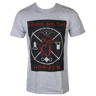 tee-shirt métal pour hommes Bring Me The Horizon - Heart & Symbols - ROCK OFF, ROCK OFF, Bring Me The Horizon