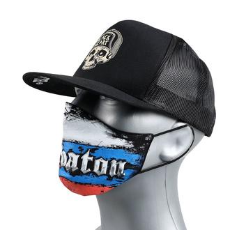 Masque visage SABATON - SLOVAQUIE, CARTON, Sabaton