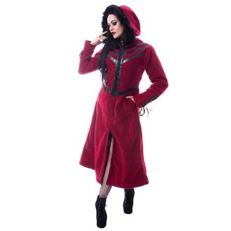 Manteau pour femmes CHEMICAL BLACK - FINAL - ROUGE, CHEMICAL BLACK