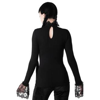 Chemise à manches longues pour femmes (top) KILLSTAR - Fiona Ruffle, KILLSTAR