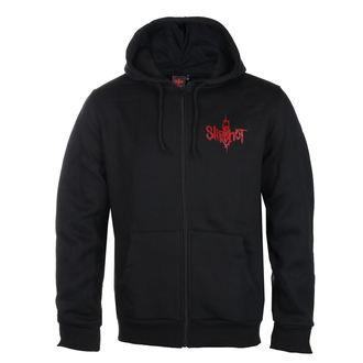 sweat-shirt avec capuche pour hommes Slipknot - 9-Point Star - ROCK OFF, ROCK OFF, Slipknot