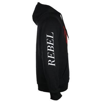 sweat-shirt avec capuche pour hommes David Bowie - Rebel Rebel - ROCK OFF, ROCK OFF, David Bowie