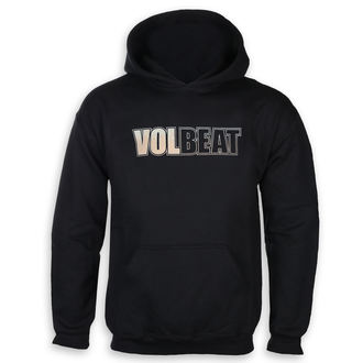 sweat-shirt avec capuche pour hommes Volbeat - Bleeding Crown Skull - ROCK OFF, ROCK OFF, Volbeat