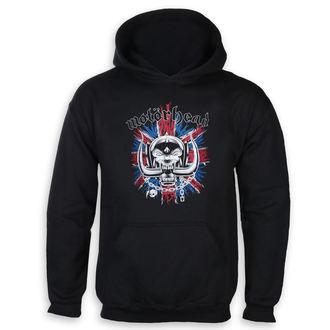 sweat-shirt avec capuche pour hommes Motörhead - British Warpig - ROCK OFF, ROCK OFF, Motörhead