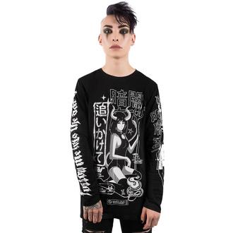 T-shirt unisexe à manches longues KILLSTAR - Follow Me, KILLSTAR