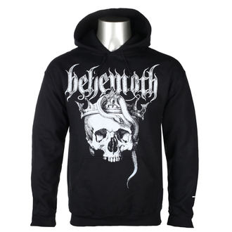 sweat-shirt avec capuche pour hommes Behemoth - Skull - KINGS ROAD