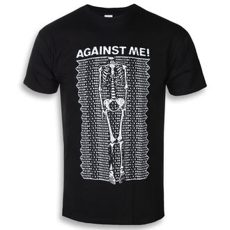 tee-shirt métal pour hommes Against Me! - Provision - KINGS ROAD, KINGS ROAD, Against Me!