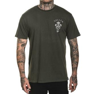 T-shirt SULLEN pour hommes- HOLST - OLIVE, SULLEN