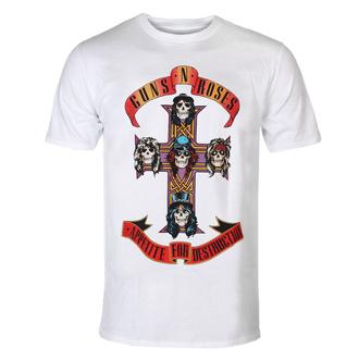 tee-shirt métal pour hommes Guns N' Roses - Appetite For Destruction - ROCK OFF, ROCK OFF, Guns N' Roses
