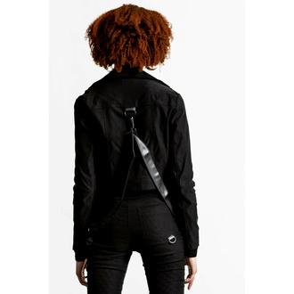 Veste pour femme KILLSTAR - Freak Flag - NOIR, KILLSTAR