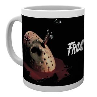 Mug Vendredi 13 - GB posters, GB posters, Friday 13th